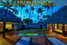 Hotel Kia Ora, Rangiroa / Let us help you design your perfect itinerary. Our clients LOVE our excellent rates and personalized service! Call us: 800.915.6996.