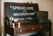 • Brooklyn Wedding // Inspo •