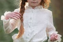 LITTLE GIRL WITH RED HAIR