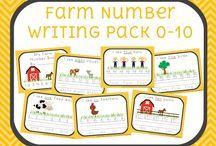 Farm Study / by Ronda Wicks