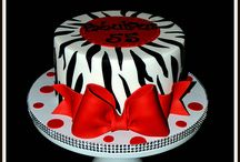 Birthday cakes / by Jeannie Foster