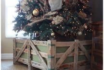 Christmas tree / by Meghan Sullivan