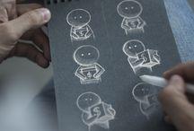 Sketching people
