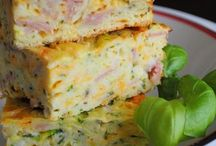 slices - savoury