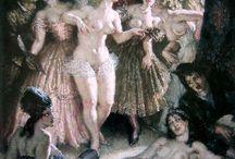norman lindsay art