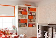 Orange Nursery / by Carousel Designs