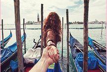 MURAD OSMAN / fotografo que viaja por el mundo de la mano de su novia, realizando estas fotos preciosas