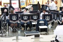 New York Staff Band / The New York Staff Band performed at Strongsville Mall On October 19, 2013