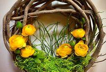 Wreath / Spring