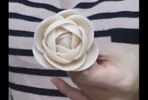 Buttercream decoration