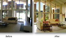 Przed i po aranżacji/ Home Staging