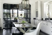 KITCHEN / all kinds of kitchen goodness. / by Ingrid @ {Houndstooth and Nail}