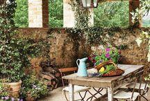 HOME • Garden