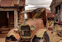 Old, Rusty & Forgotten