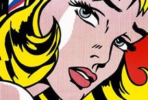 Pop Art / Artists & pictures I like
