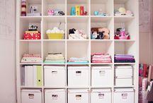 Craft Room / by Penny Bradshaw