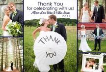 Wedding - Invitations/Thank You's