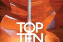 Top 10: North America / by Flight Centre Canada