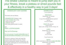 Shakeology / by Christy Hall