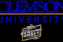 Miller MGD with University Neon Signs