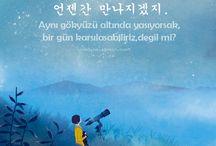 Korece güzel sözler