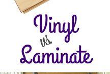 Golv vinyl mm