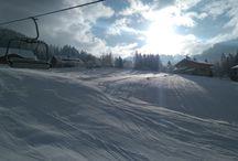 Skitag in Annaberg - Kopfberg / Es verspricht ein weiterer herrlicher Skitag zu werden in #Annaberg in der #Skiregion #Dachstein West