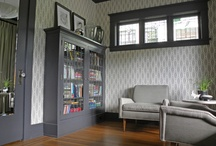 :: design | walls ::  / Wallpaper Galore / by Naomi Rose Interiors