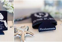 Indie Pearl Weddings / Wedding Photos taken by Erika of Indie Pearl Photography in Pensacola, FL.