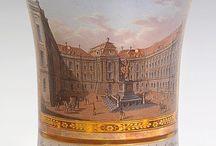 Anton Kothgasser (1769-1851) - Biedermeier Vienna glass / Glass art