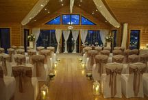 Styal Lodge weddings / Flowers and venue decorations by Laurel Weddings at Styal Lodge, Cheshire