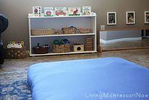 Montessori (entre autres)