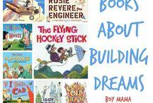 Books About building Dreams