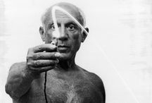 Picasso's Light Drawings