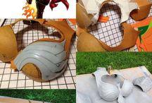 Costume DIY + Ideas