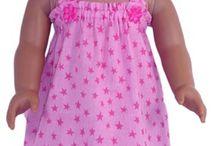 sew dolls clothes