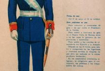 Latin American uniforms