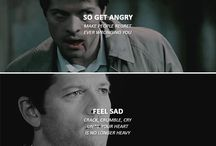 Castiel / The cutest angel of the lord!