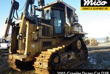 CAT D7R 2EN01166 / Low-Hours Cat D7R 2EN01166 Crawler Dozer for Sale. Visit Mico Equipment for Used & New Cat Heavy Crawler Dozers at Competitive Prices, Backed By Professional Support and Services.