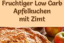 low carb kuchen mit Kokosmehl etc.
