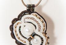 Soutache / Biżuteria sutasz. Soutache jewelery.