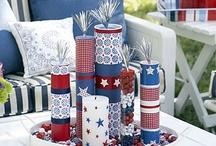 Summer & Patriotic Ideas / by Teryl