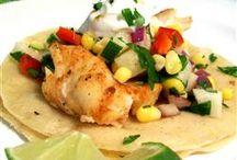 Fish & Seafood / by Stephanie Rayniak