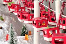 Weihnachtsbastelarbeiten