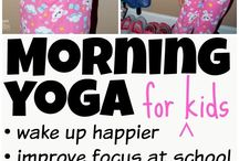 Morning routine for kids
