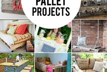pallets reciclados