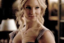 Caroline Forbes / Beautiful, funny, clever and cute. The kindnest vampire ever. And we love her for it. Amazing vampire barbie Caroline Forbes.