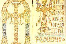 Sacramentaire gélasien (628-731) Bnf et Vatican Bib. apostolique Reg Lat 316 / Le Sacramentaire gélasien ou Sacramentarium Gelasianum, ou Liber Sacramentorum Romanae ecclesiae est un livre liturgique du XIII°s. Compilé à l'abbaye de CHELLES (France) entre 628 et 731.