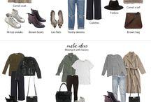 Capsule wardrobe FALL