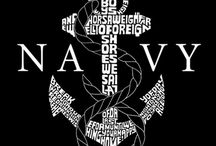Navy / by Michelle Pannell
